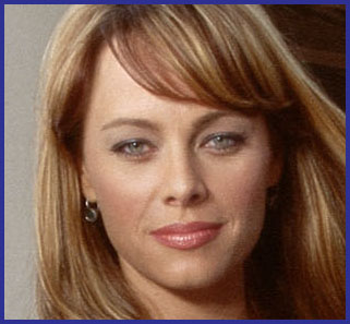 Melinda Clarke at The Taking